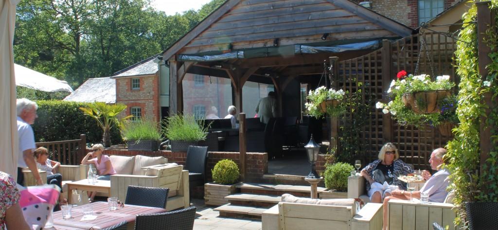 Duke Patio and patio room