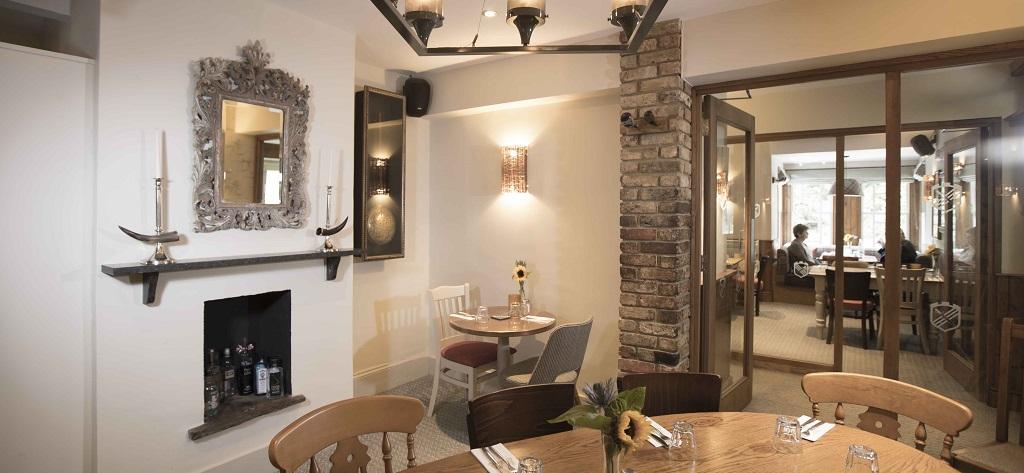 Duke dining room