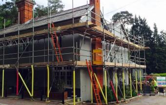 DC scaffolding wide