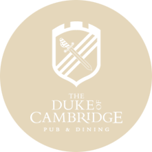 TheDuke of Cambridge logo