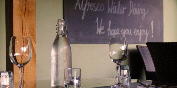 Alfresco Winter Dining