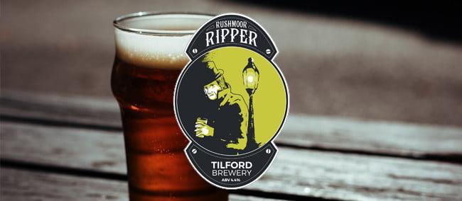 Rushmoor Ripper, Tilford Brewery