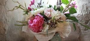 Floral display workshop, floral design