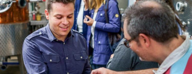 Supplier Spotlight: Grape & Grain Festive Workshop