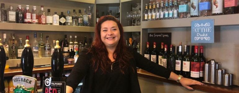 Meet our Pub Manager, Katie