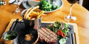 Surrey Farm steak