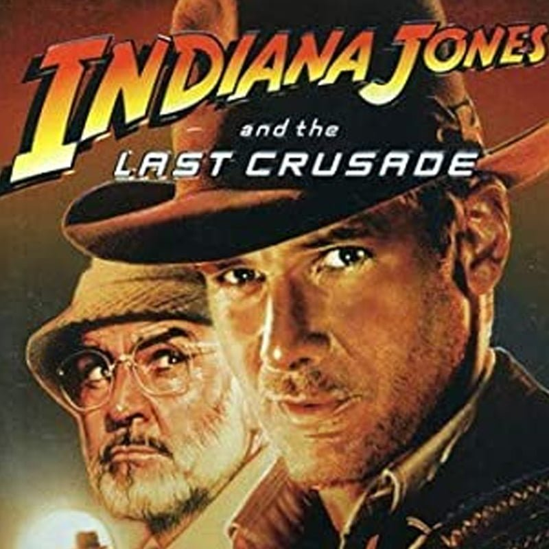 Indiana Jones, The Last Crusade